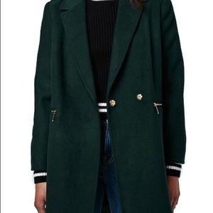 Topshop fall coat